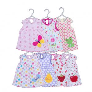 One Year Birthday Collection Baby Floral Dress